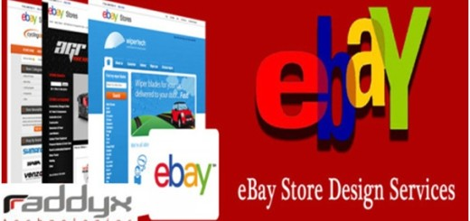 eBay shop design solution