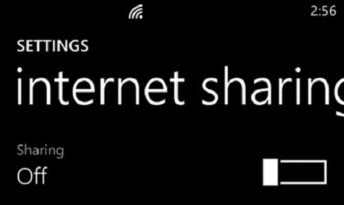Sharing the Internet via WiFi on Windows 7.8