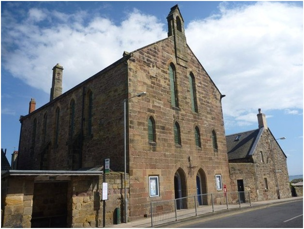 Five Southgate Street Buildings Awarded Grants by Townscape Heritage Initiative