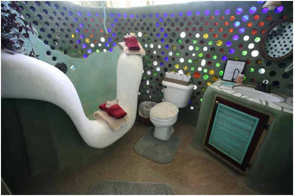Energy efficient bathrooms