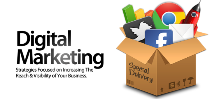 Digital marketing for the fledgling business