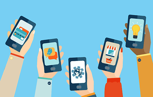 Mobile devices become the new inbox internet users