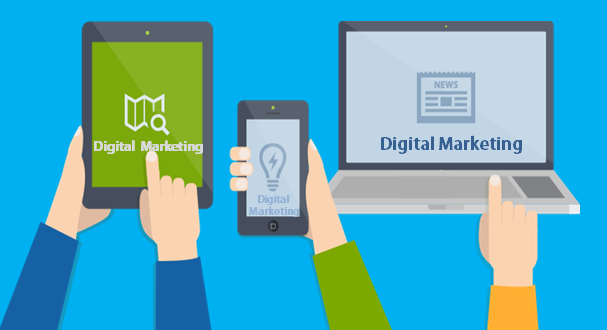 All data show the boom and the trend toward digital marketing