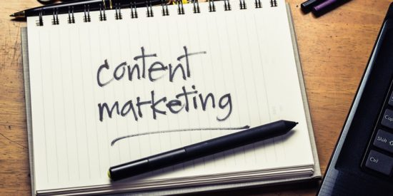 In 2014 80% of companies invest in Content Marketing