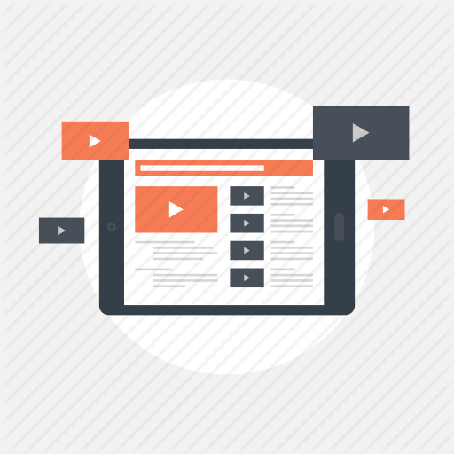 Advertising on online videos and ending ratios