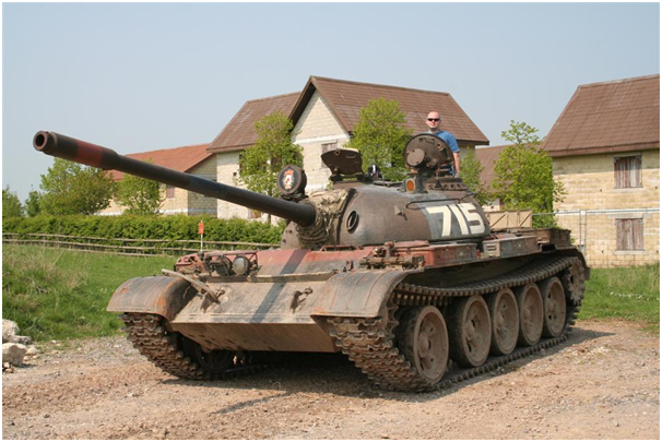 Why Tank Driving Should Be Your Next Corporate Event