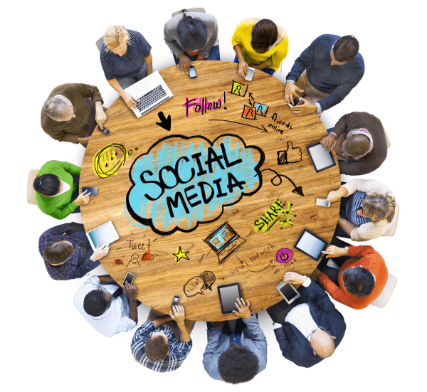 12 Indicators that you are doing well in social networks