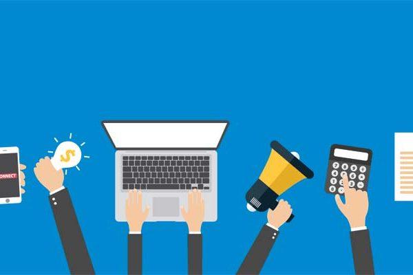 From efficiency to efficiency in digital marketing and social media
