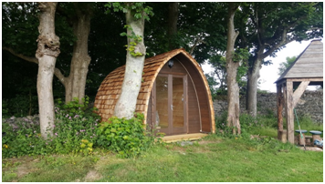 The eco-advantages of building a garden office shed