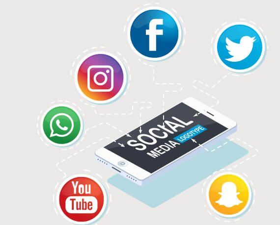 So are the professional profiles of Social Media and Online Marketing