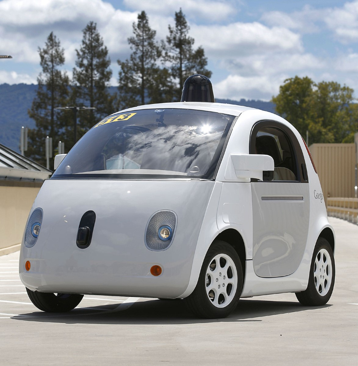 Are we ready for robot cars