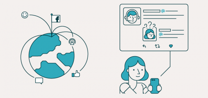 Customer service challenges essential for social media marketing